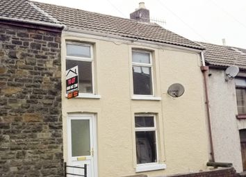 Thumbnail 2 bed terraced house to rent in Penygraig -, Tonypandy