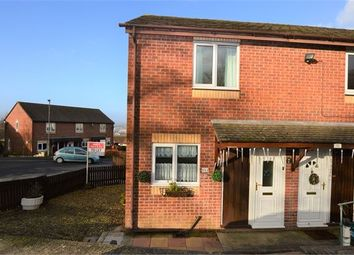 Thumbnail 2 bedroom end terrace house to rent in Moorlands Close, Buckland, Newton Abbot, Devon.