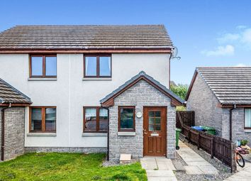 Thumbnail 2 bed semi-detached house for sale in Culduthel Avenue, Inverness
