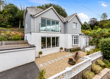Thumbnail 4 bedroom detached house for sale in Ansteys Cove Road, Torquay
