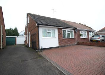 Thumbnail 4 bed semi-detached house for sale in Johnson Road, Bedworth
