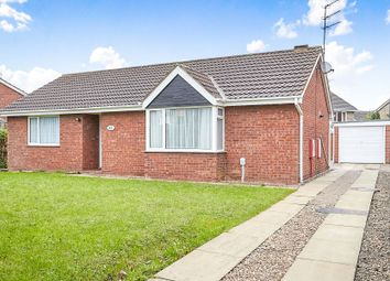 Thumbnail 3 bed detached bungalow for sale in Greylees Avenue, Hull