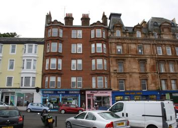 Thumbnail 1 bed flat for sale in 27 East Princes Street, Rothesay, Isle Of Bute
