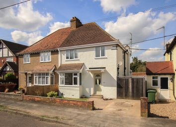 Thumbnail 3 bed semi-detached house for sale in Beaconsfield Road, Tring