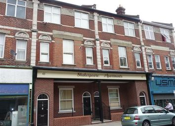 Thumbnail 2 bed flat to rent in Shakespeare Apartments, 65-67 Elm Grove, Southsea