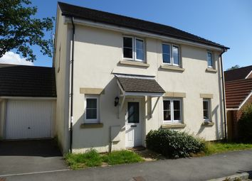 Thumbnail 4 bed detached house for sale in Cavalry Drive, Heathfield, Newton Abbot
