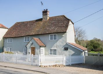 Thumbnail 4 bed detached house for sale in Debden Green, Saffron Walden