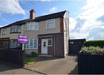 Thumbnail 3 bed semi-detached house for sale in The Drive, Wellingborough