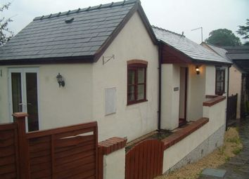 Thumbnail 1 bed detached house to rent in Caladan, 8, The Court Yard, Mount Street, Welshpool, Powys