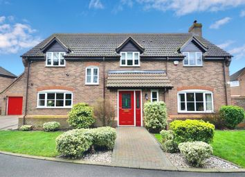 Thumbnail 4 bed detached house for sale in Acorn Close, Barton Seagrave, Kettering