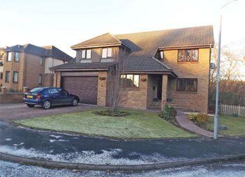 Thumbnail 5 bed detached house for sale in Honeyman Crescent, Lanark