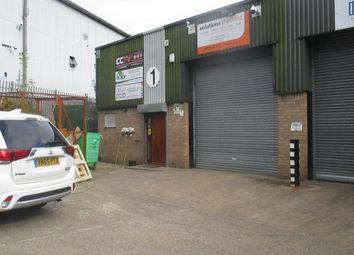 Thumbnail Industrial to let in Ironbridge Industrial Estate, Retford Road, Sheffield