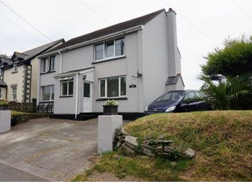 Thumbnail 4 bed detached house for sale in Killigarth, Looe