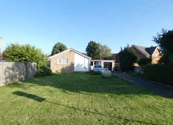 Thumbnail 3 bed detached bungalow to rent in High Street, Houghton Conquest, Bedford