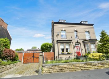 Thumbnail 5 bedroom detached house for sale in Lyme Grove, Shaw Heath, Stockport, Cheshire