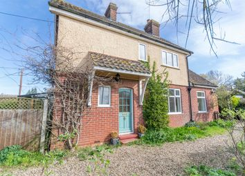 Thumbnail 3 bed detached house for sale in Creake Road, Sculthorpe, Fakenham