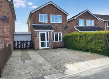Thumbnail 3 bedroom detached house for sale in Cowslip Close, Mulbarton, Norwich