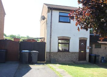 Thumbnail 2 bed town house for sale in Heath Road, Market Bosworth, Nuneaton