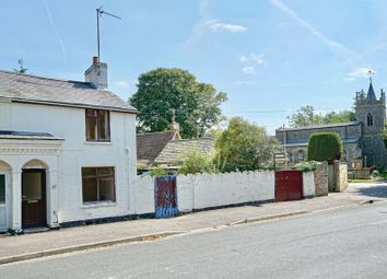 Thumbnail 2 bed semi-detached house for sale in High Street, Upwood, Ramsey, Huntingdon