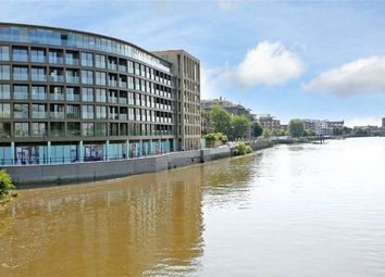 Thumbnail 1 bed flat for sale in Queen's Wharf, 20 St James Street, Hammersmit