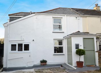 Thumbnail 2 bed end terrace house for sale in New Row, Mylor Bridge, Falmouth