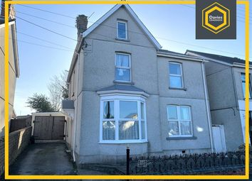 4 bed detached house for sale in Gelli Road, Llanelli SA14