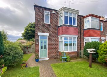 Thumbnail End terrace house for sale in Thompsons Road, Skelton-In-Cleveland, Saltburn-By-The-Sea