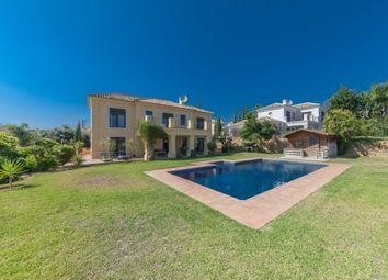 Thumbnail 4 bed villa for sale in Spain, Málaga, Mijas, Mijas Golf