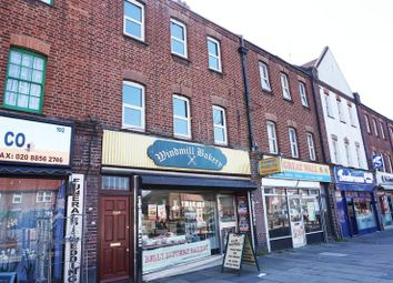 Thumbnail 4 bed flat to rent in Shooters Hill Road, London