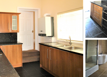 Thumbnail 3 bed flat to rent in High Street East, Wallsend, Newcastle