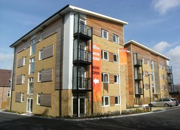 Thumbnail 2 bedroom flat to rent in Brunell Close, Maidstone