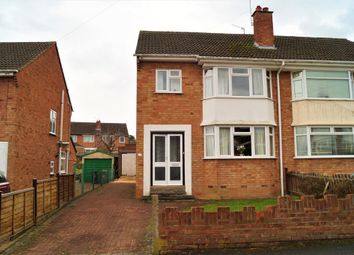 Thumbnail 3 bed semi-detached house for sale in Coniston Close, Worcester