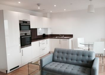 Thumbnail 1 bed flat to rent in Ivy Point 5 Hannaford Walk, London