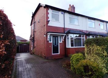 Thumbnail 3 bedroom semi-detached house for sale in Aysgarth Avenue, Romiley, Stockport, Cheshire