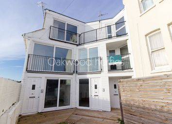 2 bed flat for sale in Crescent Road, Westbrook, Margate CT9