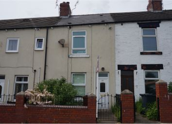 Thumbnail 2 bed terraced house for sale in Briggs Street, Barnsley