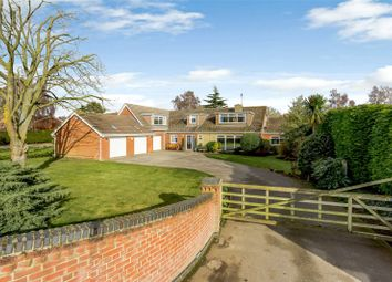 Thumbnail 5 bed detached house for sale in Broadgate, Weston Hills, Spalding, Lincolnshire