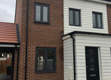 Thumbnail 3 bedroom semi-detached house to rent in Bird Cherry Lane, Harlow