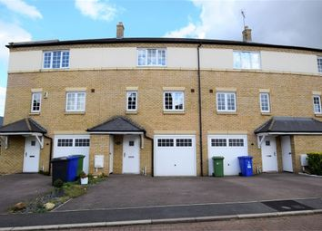 Thumbnail 3 bed terraced house for sale in Williams Way, Grange Park, Northampton