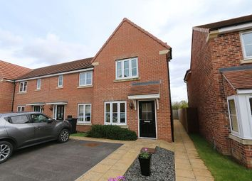 Thumbnail 2 bed end terrace house for sale in 17, Nursery Close, South Milford, Leeds, North Yorkshire