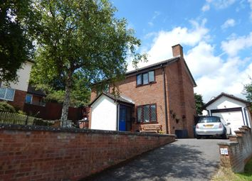 Thumbnail 3 bed detached house for sale in Newbery Close, Colyton