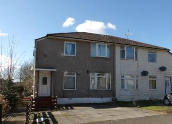 Thumbnail 2 bed flat for sale in Croftwood Avenue, Glasgow, Lanarkshire