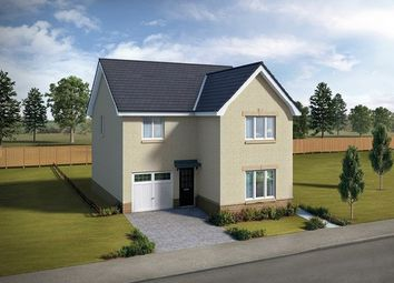 Thumbnail 4 bed detached house for sale in Long Meadow, Ormiston, Tranent, East Lothian