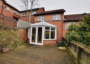 Thumbnail 2 bedroom terraced house for sale in Farm Hill, Exeter, Devon