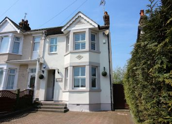 Thumbnail 3 bed semi-detached house for sale in Rayleigh Road, Benfleet