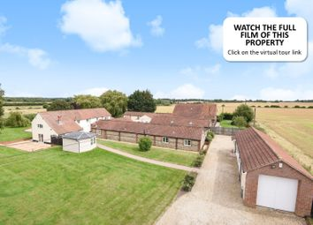 Thumbnail 6 bed detached house for sale in Bittering, Dereham