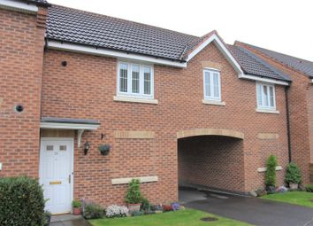 Thumbnail 2 bedroom maisonette for sale in Alonso Close, Chellaston, Derby