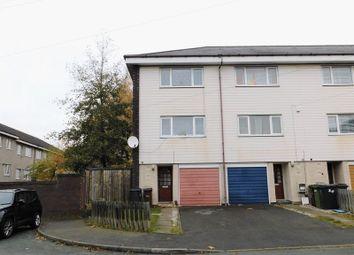 Thumbnail 3 bedroom end terrace house to rent in John Street, Ettingshall, Wolverhampton