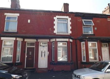Thumbnail 2 bed terraced house for sale in Camborne Street, Rusholme, Manchester, Uk