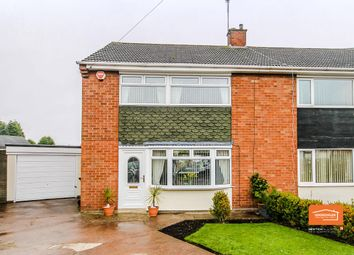 Thumbnail 3 bed semi-detached house for sale in Gerrard Road, Willenhall